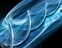 Estratto del DNA Fotografie Stock