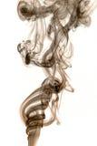 Estratto del fumo fotografie stock