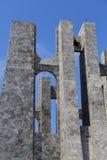 Estratto del memoriale di Kwame Nkrumah Fotografia Stock