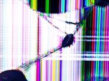 Estratto del neon Fotografia Stock