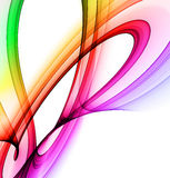 Estratto del Rainbow Fotografie Stock