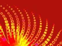 Estratto del reticolo di Sun illustrazione vettoriale