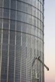 Estratto del silos di immagazzinamento del granulo Fotografia Stock Libera da Diritti