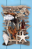 Estratto del tesoro della spiaggia Immagine Stock Libera da Diritti