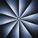 Estratto del ventilatore Fotografie Stock Libere da Diritti