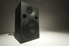 Estratto dell'altoparlante stereo Immagine Stock Libera da Diritti