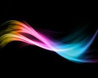 Estratto dell'arcobaleno Fotografia Stock Libera da Diritti