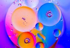 Estratto dell'olio Fotografie Stock