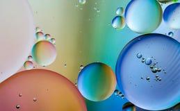 Estratto dell'olio Fotografia Stock