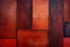Estratto della tela di canapa Fotografia Stock