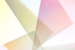 Estratto di carta 3 di struttura di pendenza immagini stock
