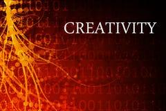Estratto di creatività illustrazione di stock