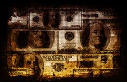 Estratto di finanze di affari royalty illustrazione gratis