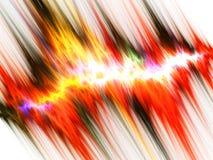 Estratto di frattalo Fotografia Stock