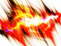 Estratto di frattalo Fotografie Stock Libere da Diritti