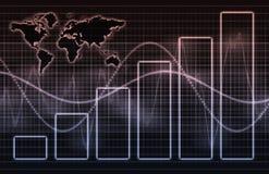 Estratto di ingegneria di scienza medica illustrazione vettoriale