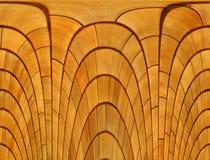 Estratto di legno Immagini Stock