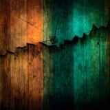 Estratto di legno che rompe uso del fondo della parete per la b multiuso Immagine Stock Libera da Diritti
