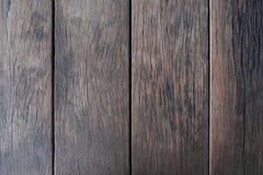 Estratto di legno vicino di struttura di su-Brown per fondo fotografie stock libere da diritti