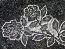 Estratto di pietra floreale immagini stock libere da diritti