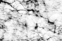 Estratto di pietra naturale del modello di struttura di marmo bianca del fondo con l'alta risoluzione Immagini Stock Libere da Diritti
