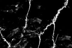 Estratto di pietra naturale del modello di struttura di marmo nera del fondo con l'alta risoluzione Fotografia Stock Libera da Diritti