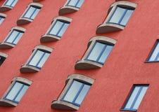 Estratto di Windows Immagini Stock