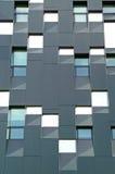 Estratto esterno della costruzione Multi-story Fotografia Stock Libera da Diritti