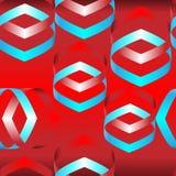 Estratto geometrico di struttura del fondo di progettazione illustrazione di stock