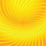 Estratto giallo di rotazione Illustrazione Vettoriale