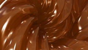 estratto Honey Background dell'illustrazione 3D Fotografie Stock Libere da Diritti