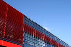 Estratto moderno di architettura Immagini Stock Libere da Diritti