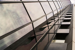 Estratto moderno di architettura Fotografia Stock