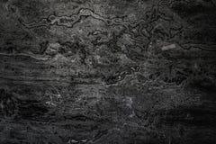 Estratto nero di pietra di struttura per la carta da parati b lussuosa delle mattonelle della pelle Immagini Stock Libere da Diritti