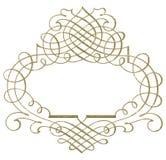 Estratto - ornamento illustrazione di stock