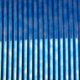 Estratto - righe blu fotografie stock