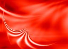 Estratto rosso Fotografia Stock
