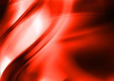 Estratto rosso Immagini Stock