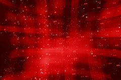 Estratto rosso immagini stock libere da diritti