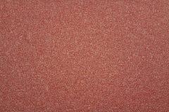 Estratto rosso del grano abrasivo Immagini Stock Libere da Diritti