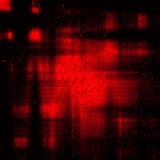 Estratto rosso di struttura del fondo di lerciume d'annata Fotografia Stock Libera da Diritti