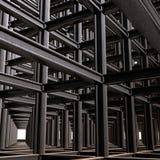 Estratto strutturale Fotografia Stock Libera da Diritti