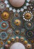 Estratto variopinto della parete immagine stock libera da diritti