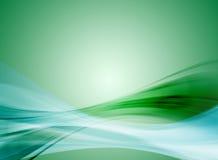 Estratto verde Fotografie Stock Libere da Diritti