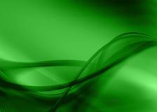 Estratto verde Immagini Stock Libere da Diritti