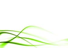Estratto verde Fotografia Stock Libera da Diritti