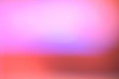 Estratto in viola ed in arancione Fotografia Stock