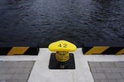 Estrattore marino Fotografie Stock Libere da Diritti