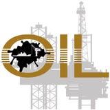 Estrazione di resources-1 minerale Fotografia Stock