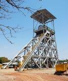 Estrazione mineraria. Fotografia Stock Libera da Diritti
